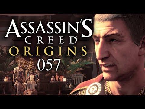 Caesar und Kleopatra 🎮 ASSASSIN'S CREED: ORIGINS #057