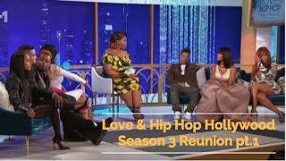 Love & Hip Hop Hollywood Season 3 Episode Reunion Pt. 1| [REVIEW]