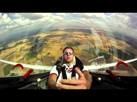 Team France Glider Aerobatics