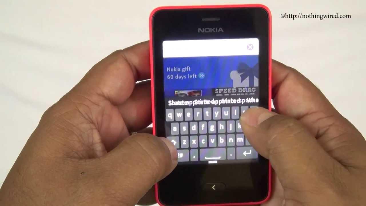 Install whatsapp on nokia asha 501/502/503/500 dual sim.