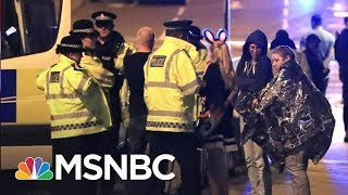 ISIS Claims Responsibility For U.K. Attack | Morning Joe | MSNBC