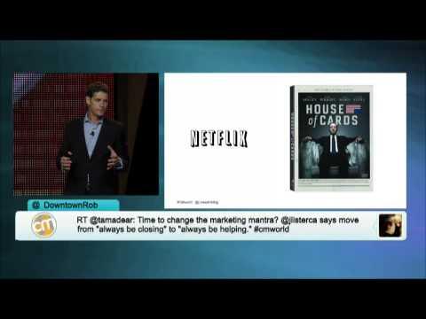 Content Marketing World 2013 Keynote by Jonathan Lister