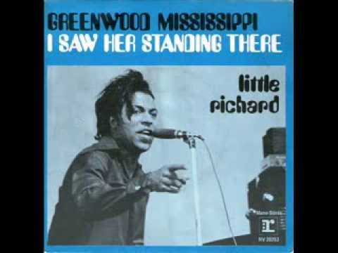 I Saw Her Standing There By Little Richard Chords Yalp