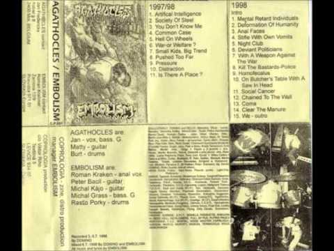 Embolism - Clear The Manure