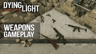 how to use the anti-gadoid gun in dying light
