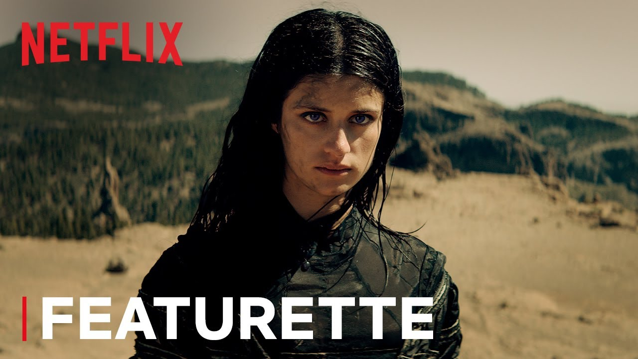 The Witcher | Character Introduction: Yennefer of Vengerberg | Netflix thumbnail