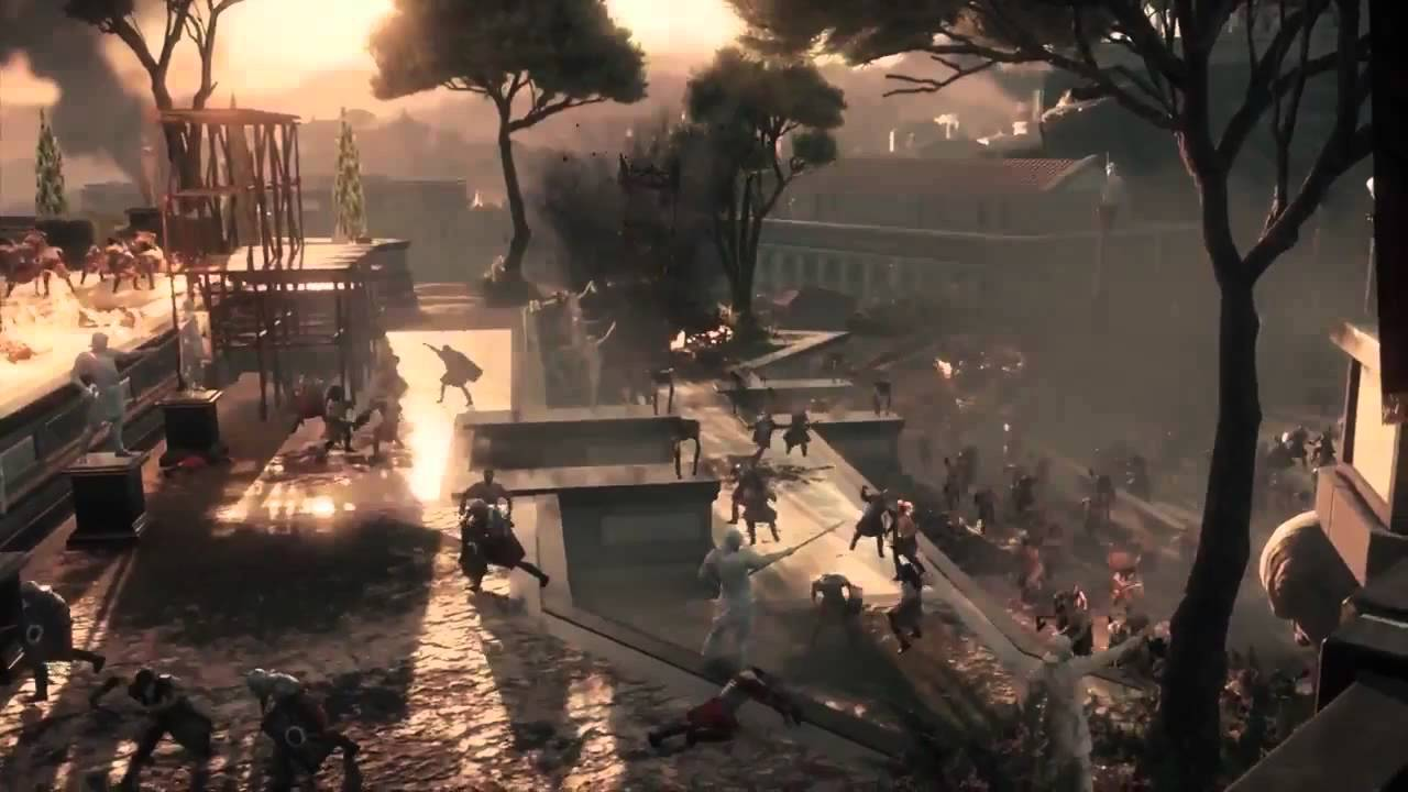 Ryse: Son of Rome - PC Launch Trailer