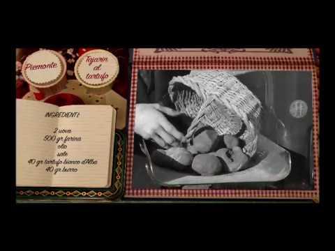 Gustose Tradizioni - Tajarin al tartufo