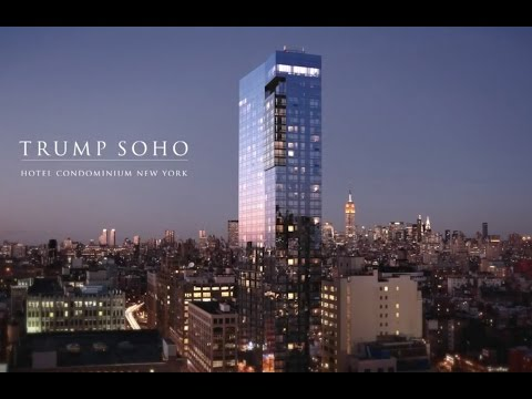 Coquetel do Trump Soho no Casa Shopping