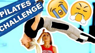 PİLATES CHALLENGE !! | #denevegör Video