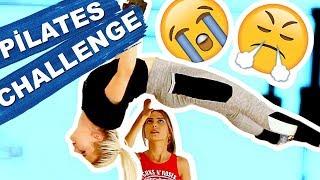 PİLATES CHALLENGE !! | #denevegör