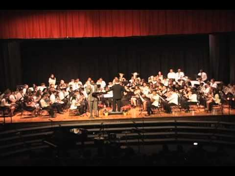 Reading Intermediate High School Winter Concert 2014
