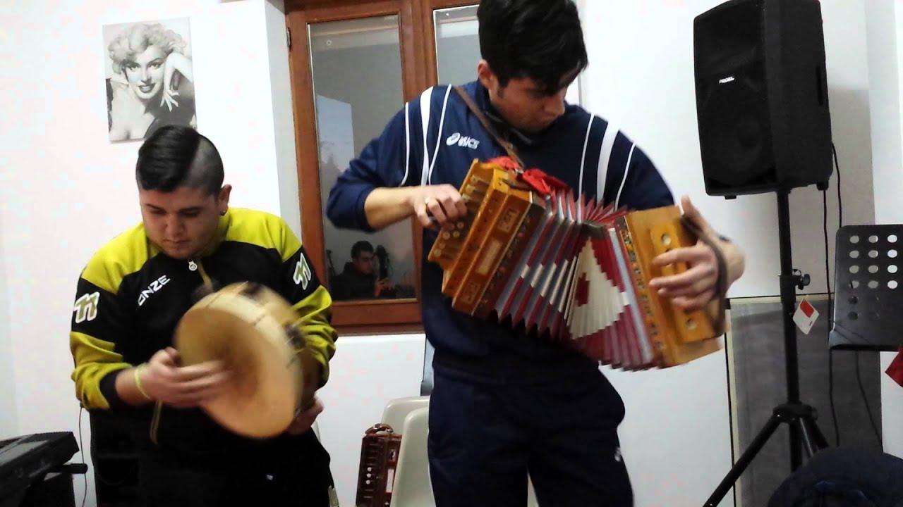 "TARANTELLA CALABRESE (REGGITANA), SCUOLA MUSICALE ""ARCOBALENO"" (RC)"