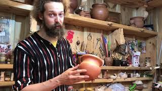 🍯 Стадии производства традиционной керамики Обучение гончарству Волшебство керамики