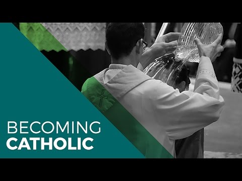 Becoming Catholic Rcia 1 Quot Why Be Catholic Quot Youtube