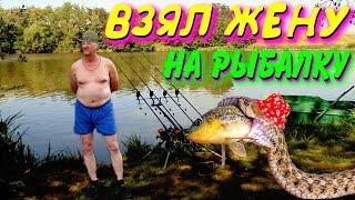★Главная удача рыбака-встать пораньше//Приколы на рыбалке//Девушки на рыбалке//Случаи на рыбалке//★