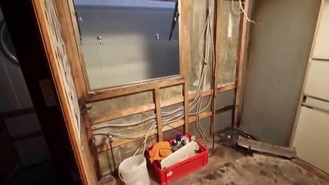mack wohnwagen teil2 innen zu youtube. Black Bedroom Furniture Sets. Home Design Ideas