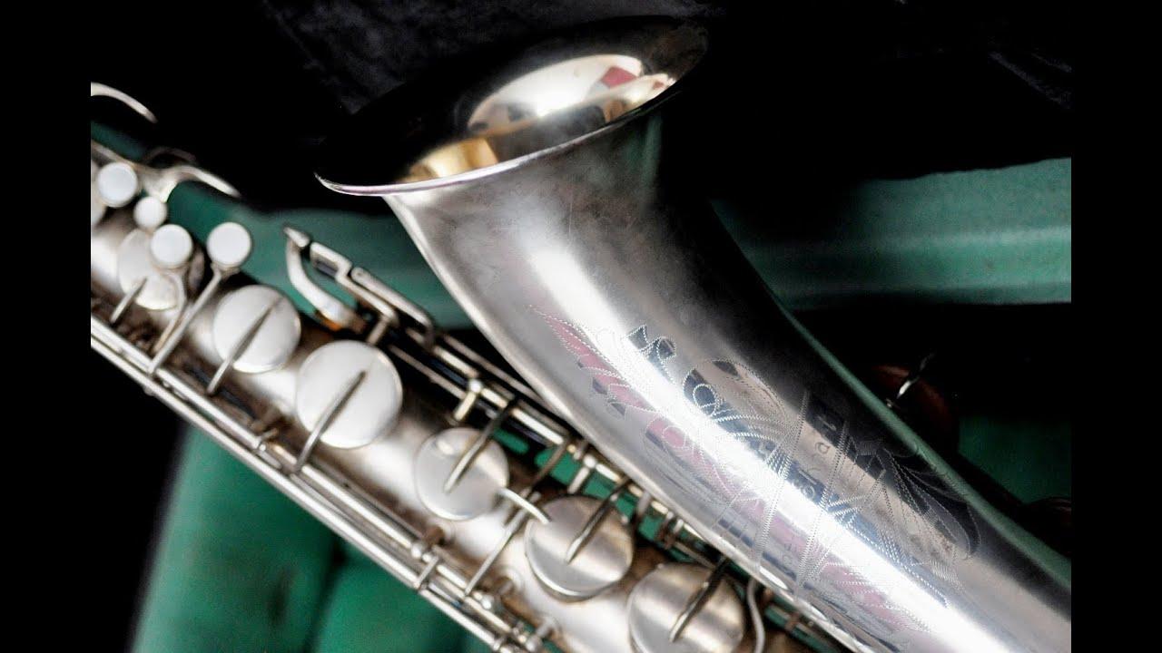 Buescher Elkhart Alto Saxophone Serial Numbers - criseabout