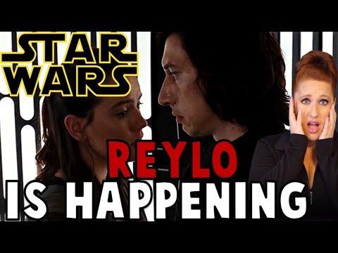 REYLO IS HAPPENING: Star Wars Episode IX