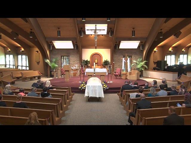 Barnes Funeral Mass