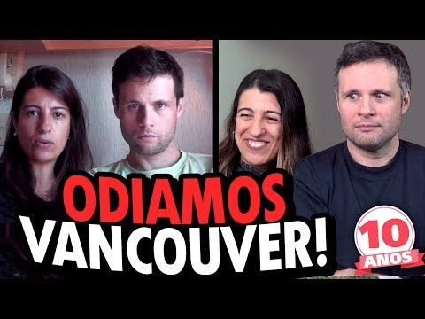 ODIAMOS VANCOUVER e FICAMOS EM DEPRESSÃO! - 10 ANOS DE CANAL REACT #5