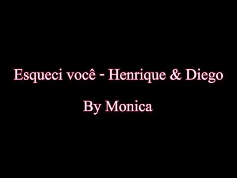 Henrique e Diego - Esqueci você (com letra)