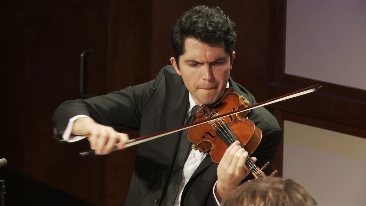 Mendelssohn: Quartet in F minor for Strings, Op. 80, I. Allegro vivace assai