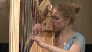 �������� ���� Oksana Sidyagina (harp)  English Hall of St. Petersburg Music House 2014-12-24 ������