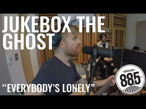 Jukebox The Ghost    Live @ 885FM   ...