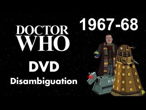 Doctor Who DVD Disambiguation - Season 5 (1967-68)