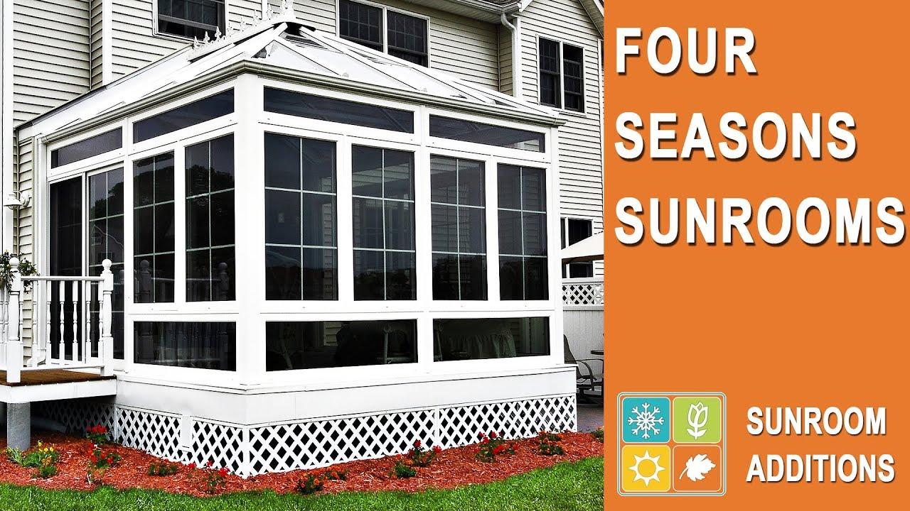 Four Seasons Sunrooms Barrington Chicago IL - Four seasons patio rooms