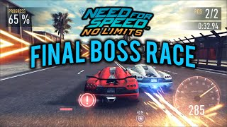 Final Boss Race (Marcus King) - Need for Speed No Limits