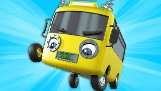 Robot Takeover  - Go Buster Songs | Nursery Rhymes | Baby Songs | Kids Song | Little Baby Bum
