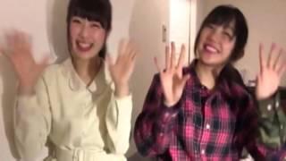 """チームBⅡの次世代エース2人 """"なぎっしゅう""""による歌ってみた(踊ってみ..."""