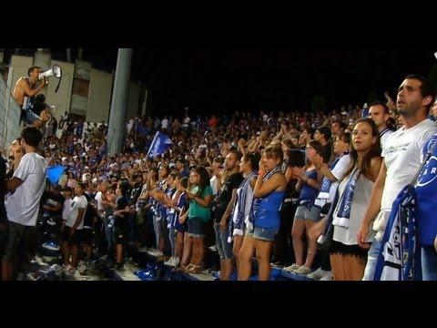 Aghju sangue turchinu - chant d'amour au SC Bastia !