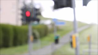 Simulation of 6/60 Vision using pedestrian road crossing