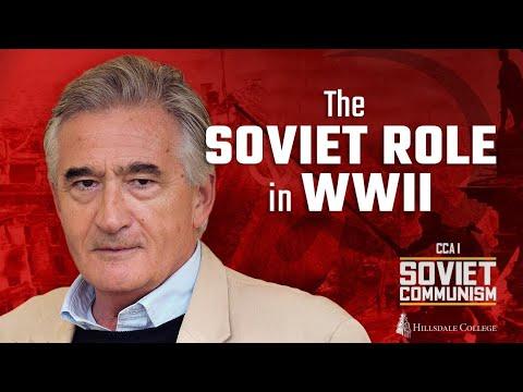 The Soviet Role in World War II - Antony Beevor