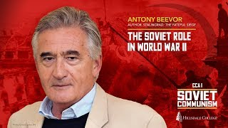 The Soviet Role in World War II - Antony Beevor