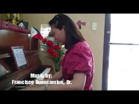 """Gratitud"" (Valse Caprice) - Music by: Francisco Buencamino, Sr."