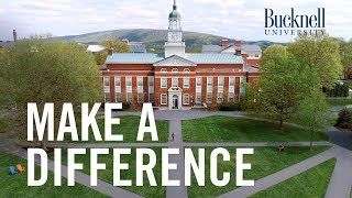 Make a Difference for Today's Bucknell Students