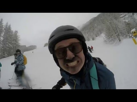 Adventure of lifetime - Winterfreizeit 2016 Südtirol