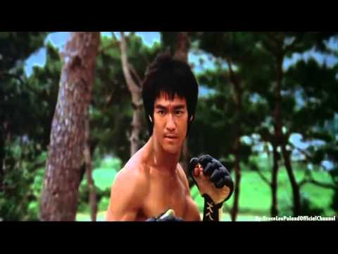 """Bruce Lee """"Enter The Dragon """" First Fight /  李小龍""""龍爭虎鬥""""第一戰"""