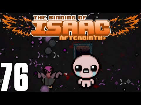 #76 Afterbirth+ (FR) Isaac Greed, La science c'est cool!!!