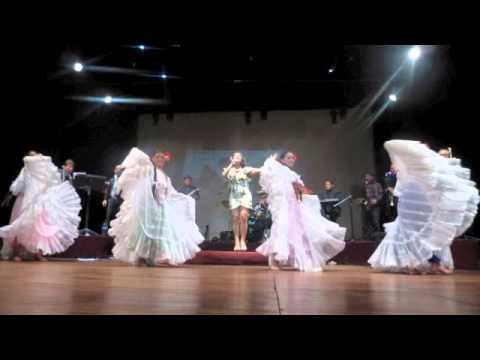 MÚSICA BOLIVIANA - GUISELA SANTA CRUZ - NOVIA SANTA CRUZ (ESTUDIO)