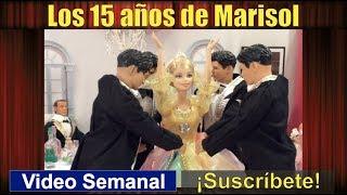 La fiesta de 15 años de Marisol (43) Cuento  niñas groseras y burlonas