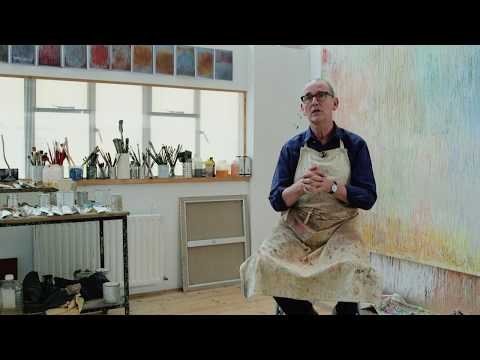 History & heritage of water colour | Winsor & Newton with Christopher Le Brun, Royal Academy of Arts