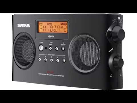 TOP 5 Portable AM/FM Radios Review 2014