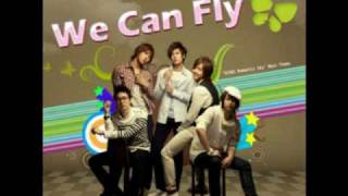 SS501 - We Can Fly Mp3