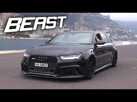 BEST Sounding Wagon EVER! - Audi RS6 C7 Avant Exhaust Sounds (Milltek, Akrapovic & More)