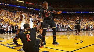 LeBron James Highlights NBA Finals Game 2 - When Will The Whole Team Step Up?